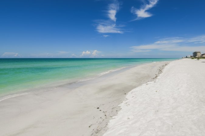public beach lido key fl