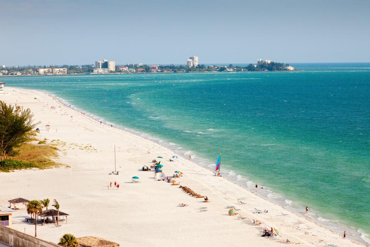 lido beach on lido key vacation rentals