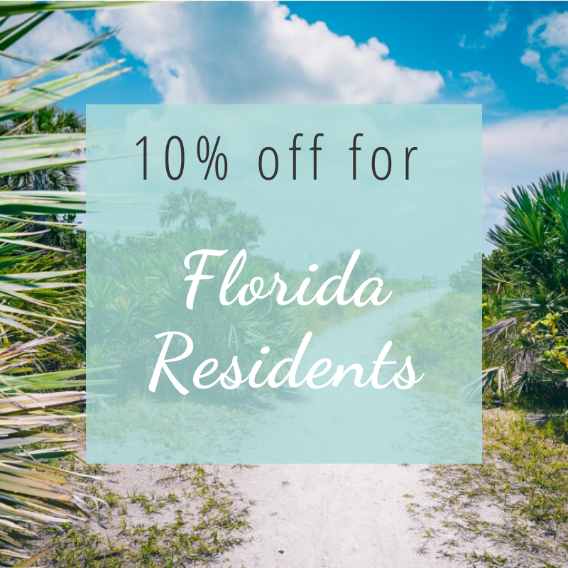 Lido Key Vacations Florida Resident Special