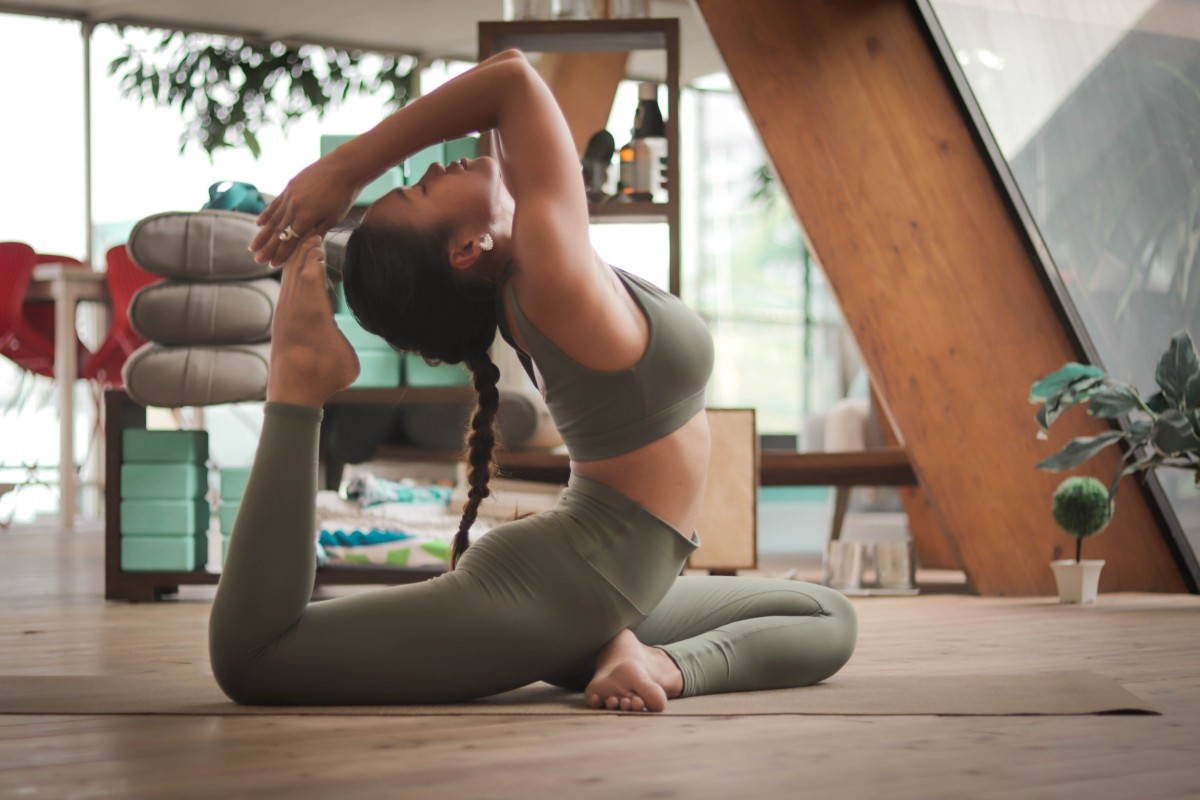 Yoga studio in Lido Key