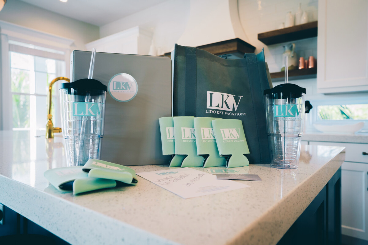lido key welcome gifts