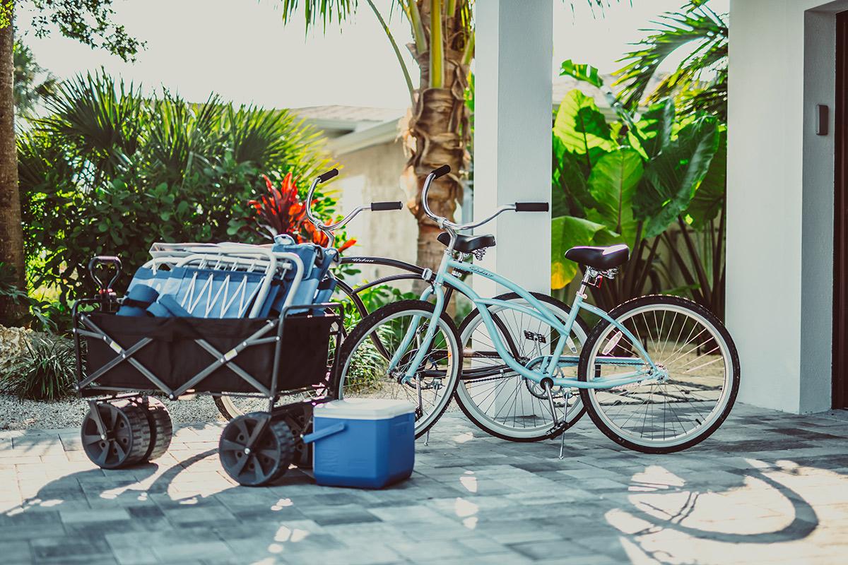 lido key rental bike